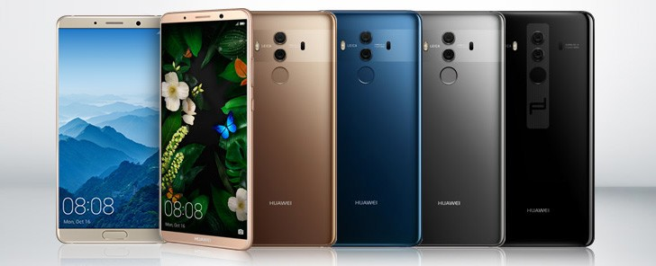 Making sense of the Huawei Mate 10 lineup