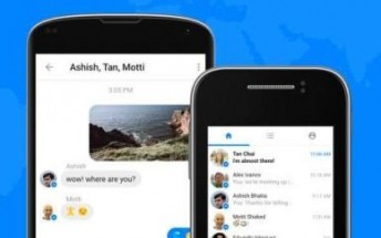 Facebook Messenger Lite arrives in the US, UK, Canada, and Ireland