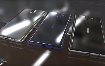 Nokia 9 leak-based video shows a gorgeous phone
