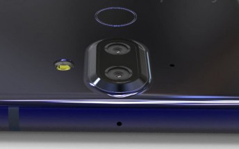 Nokia 9 renders show curved screen, dual camera hump