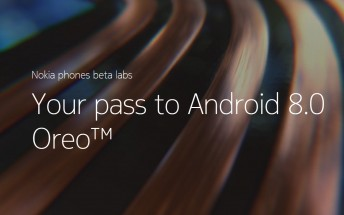 You can now beta test Android Oreo on Nokia 8