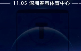 OnePlus 5T set to be unveiled on November 5 [Update - not really]