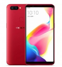 Oppo R11 in Red