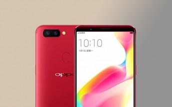 Oppo R11s shines in full glory in leaked press renders