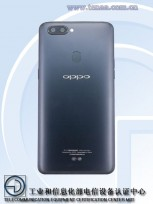 Oppo R11s Plus (photos by TENAA)