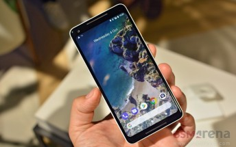Google Pixel 2 XL display reportedly has