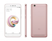 Redmi 5A in: Cherry Powder