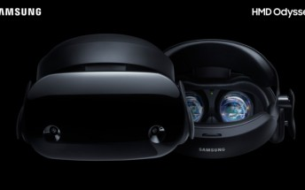 Europe won't get Samsung's new HMD Odyssey VR headset