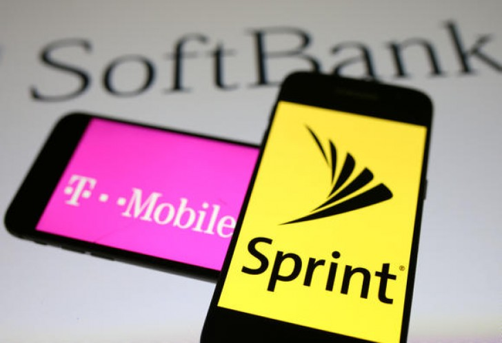 Sprint To Call Off Merger With T Mobile Clash Over Control Of The