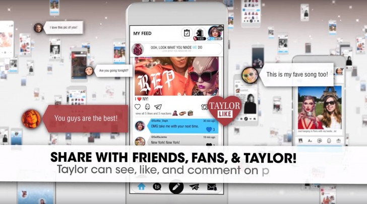 Taylor Swift is gearing up to launch her own social media platform