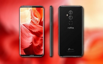 Neffos with 18:9 screen and Snapdragon 835 leaks