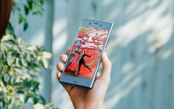 Sony Xperia XZ1 and XZ1 Compact getting their first update