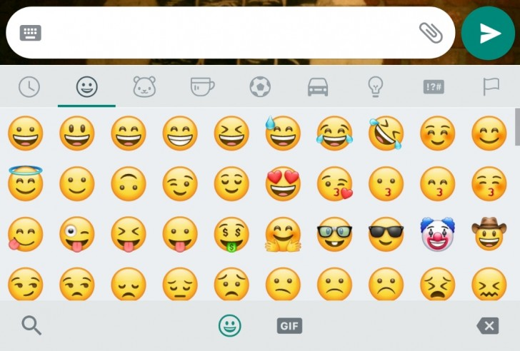 WhatsApp's new emojis look a lot like Apple's