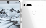 Essential Phone's Pure White variant goes on sale