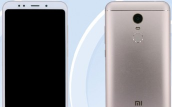 TENAA spilled the beans on a new Xiaomi phone. Likely the Redmi Note 5.