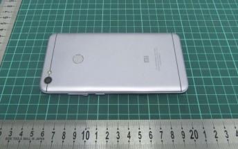 Xiaomi Redmi Note 5A Prime certified in the US