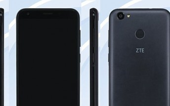 4,870mAh battery totting ZTE A0620 gets TENAA certified