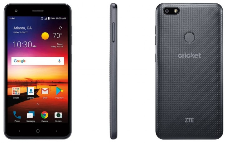 ZTE Blade X launches exclusively at Cricket for $119 99
