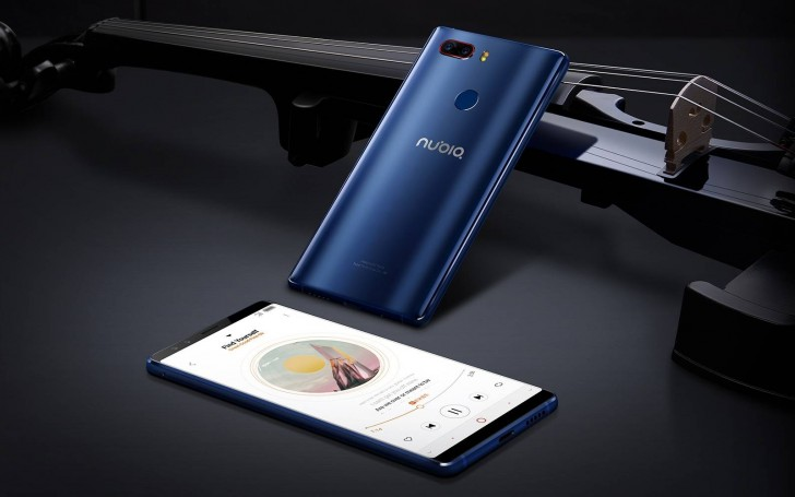 Nubia launches Z17S, Z17 miniS with four cameras and full screen display