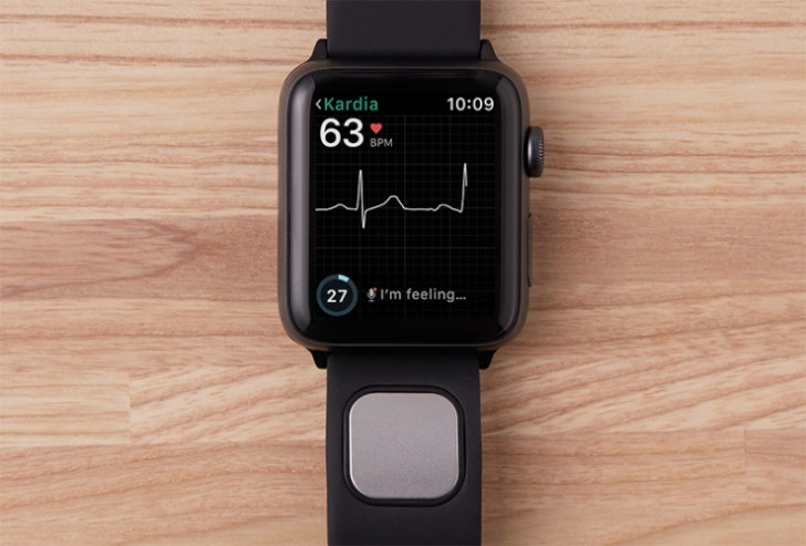 FDA Approves Kardiaband as First Ever Apple Watch Medical Accessory