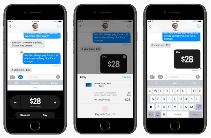 Apple Pay Cash lands in iOS 11 2 beta 2, lets you send and receive