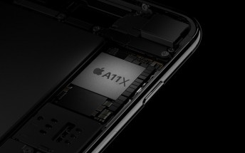 Apple A11X to arrive with octa-core CPU, rumor suggests