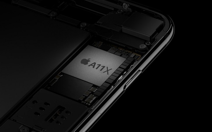 Apple A11X might arrive with octa-core CPU