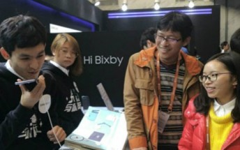 Samsung's Bixby assistant now supports Chinese language