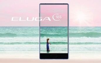 Panasonic unveils Eluga C with a 3-side bezel-less design and dual camera