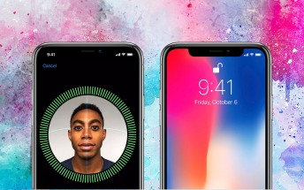 Mom's iPhone X unlocked via FaceID by son