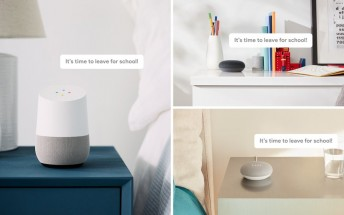 Google Assistant now broadcasts messages throughout your house on all speakers