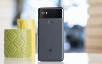 Google Pixel 2 XL charging speed capped at 10.5W