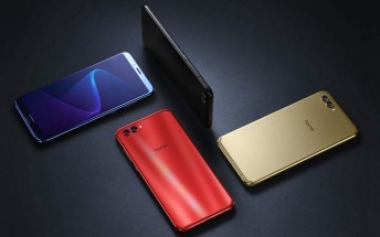 Honor V10 sold out in its first flash sale