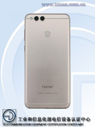Huawei Honor V10 back