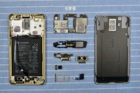Huawei Mate 10 teardown