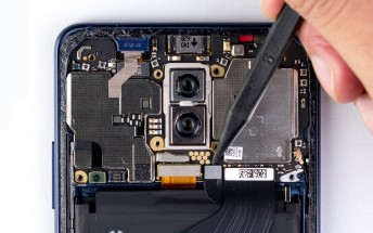Huawei Mate 10 and Mate 10 Pro teardown shows very similar internals
