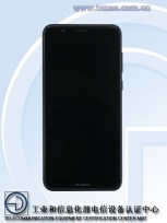 Huawei FIG-AL00 from all sides