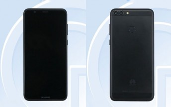 Huawei Enjoy 7S specs and live images leak