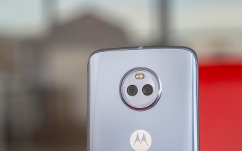Motorola Moto X4 in for review