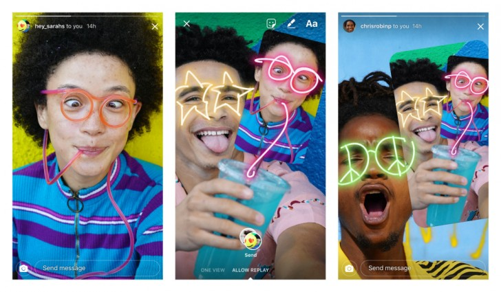 Instagram Users Can Now Replay Photo and Video Messages