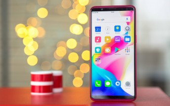 Oppo R11s in for review