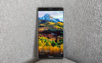 Oreo update hitting unlocked Huawei Mate 9 in US