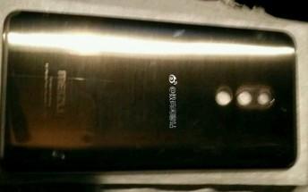 First 18:9 screen Meizu phone leaks