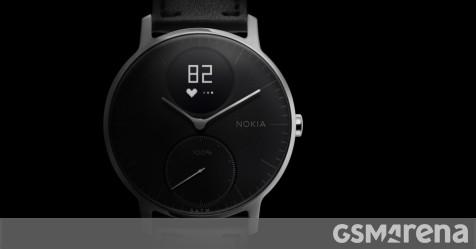 Nokia phone Steel Smartwatch