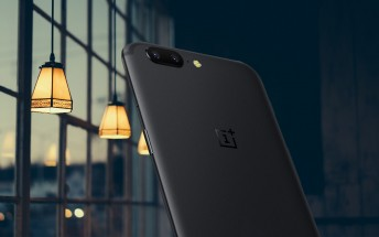 GFX Bench shows the 128GB OnePlus 5T will have 111GB available storage