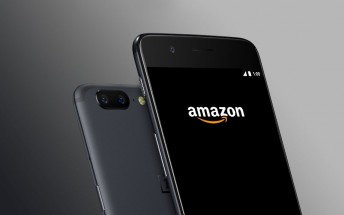 OnePlus 5T will be exclusive to Amazon India