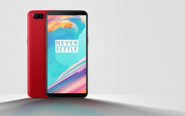 OnePlus 5T arrives in China, gets an impressive Lava Red color