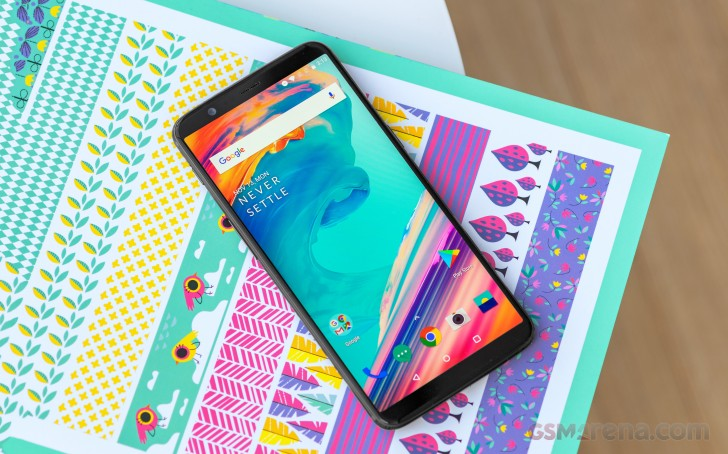 OnePlus 5T reaches over 400,000 registrations in China