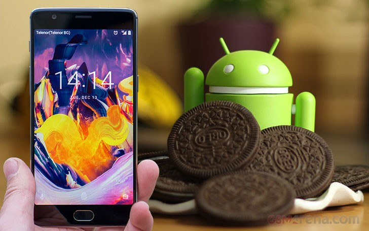 OnePlus 3 & 3T receiving Android 8.0 Oreo update