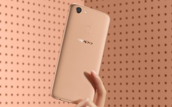 Oppo F5 Youth arrives in China as Oppo A73